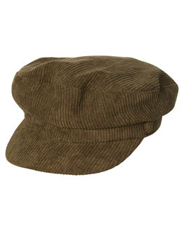 KHAKI WOMENS ACCESSORIES SWELL HEADWEAR - S81821652KHAKI