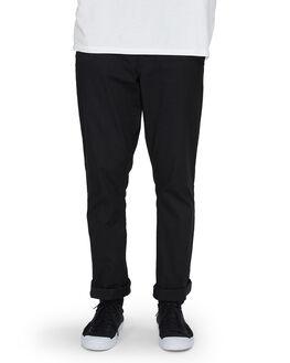FLINT BLACK MENS CLOTHING ELEMENT PANTS - EL-196261-IFL