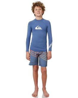 BIJOU BLUE BOARDSPORTS SURF QUIKSILVER BOYS - UQBWR03011BNG0