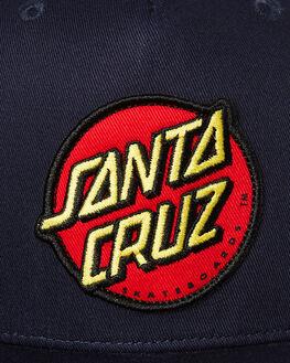 INK MENS ACCESSORIES SANTA CRUZ HEADWEAR - SC-MCNC071INK