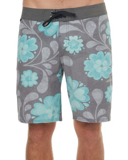 BLACK MENS CLOTHING REEF BOARDSHORTS - A2YCBBLA