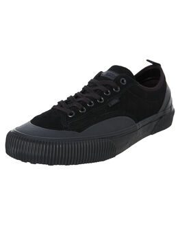 BLACK MENS FOOTWEAR VANS SNEAKERS - VNA4BTLBKA