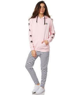 RETRO PINK WOMENS CLOTHING BILLABONG JUMPERS - 6575662X_RPNK