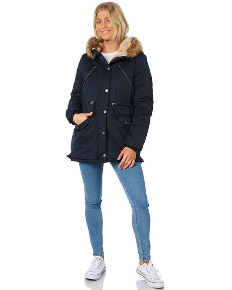 NAVY WOMENS CLOTHING ALL ABOUT EVE JACKETS - 6414000NAVY