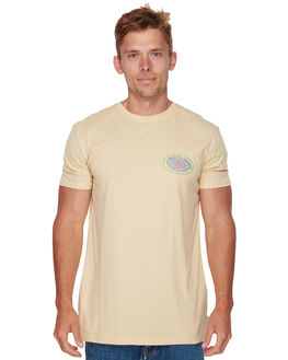 MARZIPAN MENS CLOTHING QUIKSILVER TEES - EQYZT05144TFR0