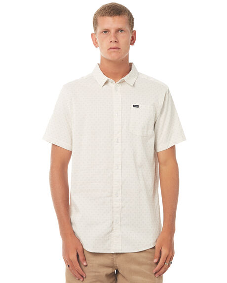 MULTI MENS CLOTHING RVCA SHIRTS - R372185MULTI