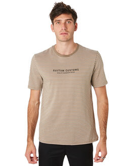 SAGE MENS CLOTHING RHYTHM TEES - JUL19M-CT06-SAG