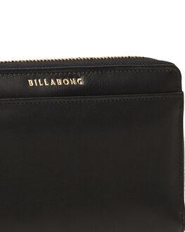 BLACK WOMENS ACCESSORIES BILLABONG PURSES + WALLETS - BB-6607204-BLK