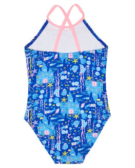 BLUE MULTI OUTLET KIDS ZOGGS CLOTHING - 5144190BLMLT