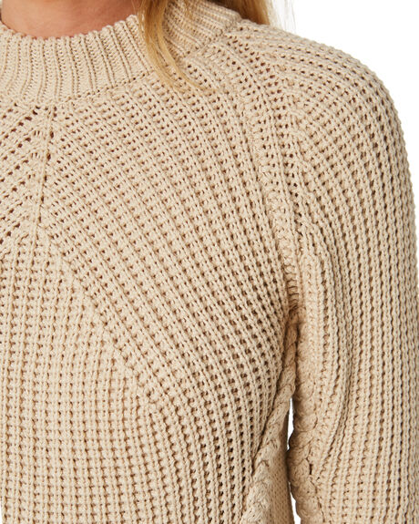 SAND OUTLET WOMENS RUE STIIC KNITS + CARDIGANS - SA-20-K-05SAND