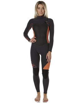 MID HEATHER GREY SURF WETSUITS ROXY STEAMERS - ERJW103002SLA0