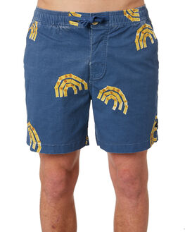 BLUE YONDER MENS CLOTHING THE CRITICAL SLIDE SOCIETY BOARDSHORTS - BS1850BLUYO