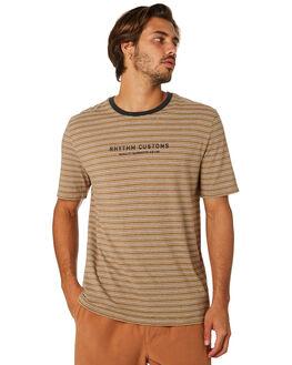 CLAY MENS CLOTHING RHYTHM TEES - APR19M-CT05-CLA