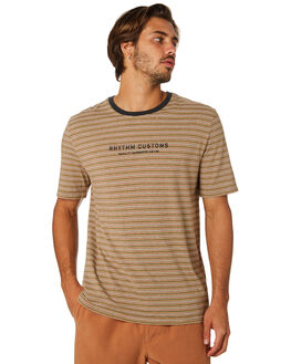CLAY MENS CLOTHING RHYTHM TEES - APR19M-CT05-CLA