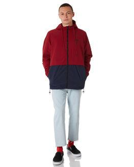 PORT MENS CLOTHING STUSSY JACKETS - ST087503PORT