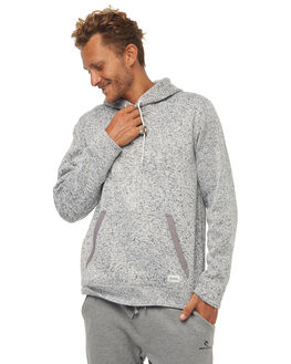 GREY MARLE MENS CLOTHING RIP CURL KNITS + CARDIGANS - CSWDO10085