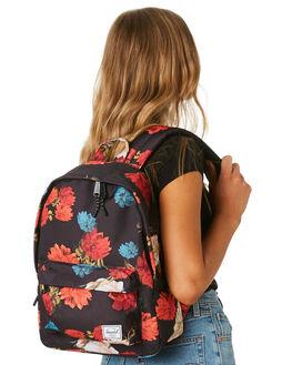 VINTAGE FLORAL WOMENS ACCESSORIES HERSCHEL SUPPLY CO BAGS + BACKPACKS - 10485-02997-OSVNTFL