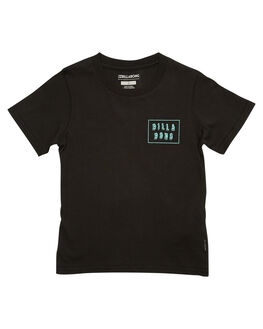 BLACK KIDS TODDLER BOYS BILLABONG TOPS - 7582035BLK