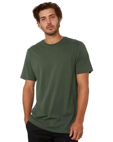 CILANTRO GREEN MENS CLOTHING VOLCOM TEES - A5011530CIL