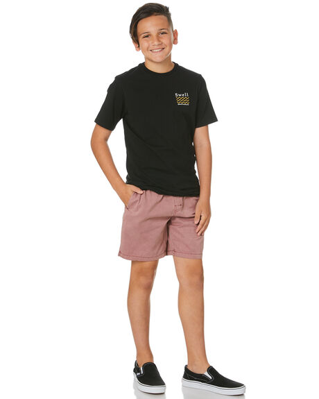 ROSE DUST KIDS BOYS SWELL SHORTS - S3184234RODST