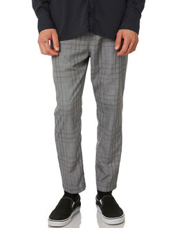 GREY MENS CLOTHING ZANEROBE PANTS - 702-WORDGRY