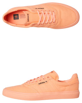 CHALK CORAL WOMENS FOOTWEAR ADIDAS SNEAKERS - SSDB3108CCRLW