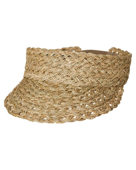 NATURAL WOMENS ACCESSORIES RUSTY HEADWEAR - HVL0278NA1