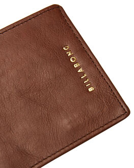 JAVA GRAIN MENS ACCESSORIES BILLABONG WALLETS - 9695183BJAVG