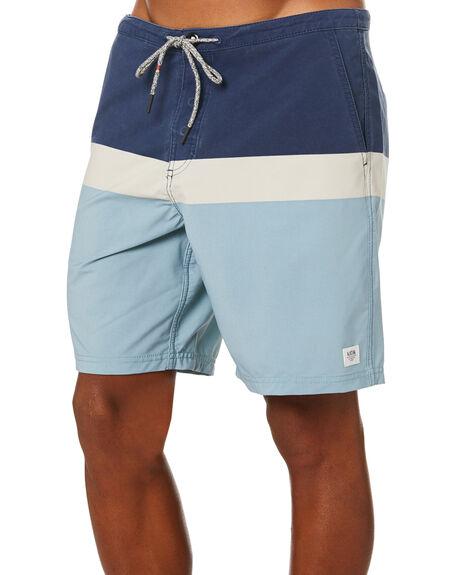 NAVY MENS CLOTHING KATIN SHORTS - TRSTA06NVY
