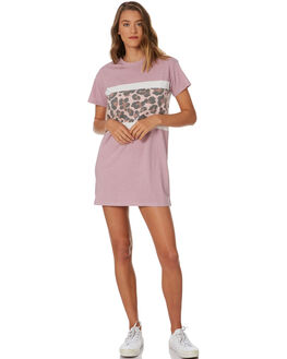 PINK WOMENS CLOTHING ALL ABOUT EVE DRESSES - 6446229PNK