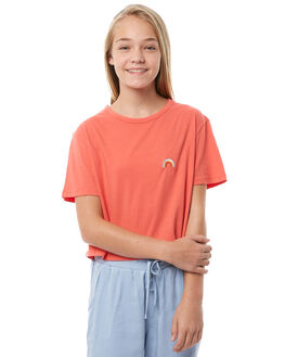 CORAL KIDS GIRLS SWELL TOPS - S6182102CORAL