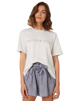 GREY MARLE WOMENS CLOTHING THE FIFTH LABEL TEES - 40181170-6GRM