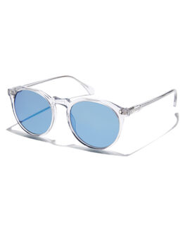 ARCTIC CRYSTAL UNISEX ADULTS RAEN SUNGLASSES - REM-0102SMKBLU