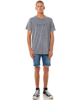 PUB BLUE MENS CLOTHING WRANGLER SHORTS - W-901084-CW9PUB