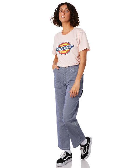MUSK WOMENS CLOTHING DICKIES TEES - KW3190101PK