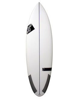 CLEAR SURF SURFBOARDS JR SURFBOARDS PERFORMANCE - JRSLABMAIDENEPSCLR