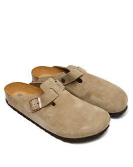 TAUPE MENS FOOTWEAR BIRKENSTOCK FASHION SHOES - 560771MTAUPE