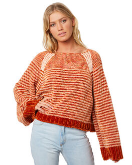 RUSTIC WOMENS CLOTHING BILLABONG KNITS + CARDIGANS - 6595794R93