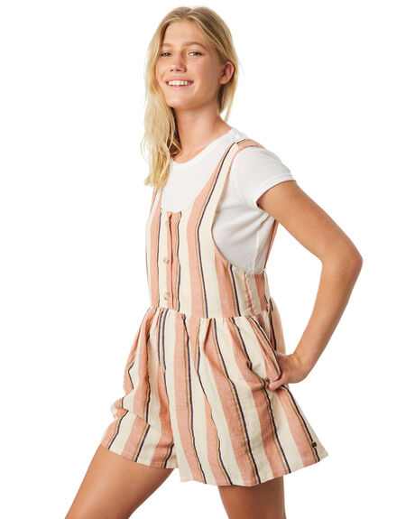 FRAPPE WOMENS CLOTHING BILLABONG PLAYSUITS + OVERALLS - 6595503FRA