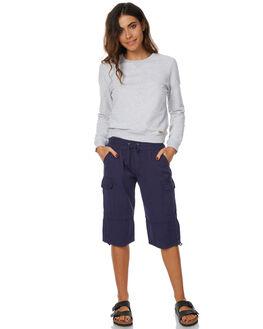 NAVY WOMENS CLOTHING SWELL SHORTS - S8172231NAV