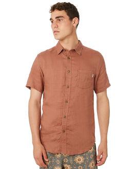 CLAY MENS CLOTHING RHYTHM SHIRTS - OCT18M-WT03-CLA