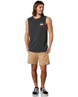 GRAVEL MENS CLOTHING VOLCOM SHORTS - A1031701GRV