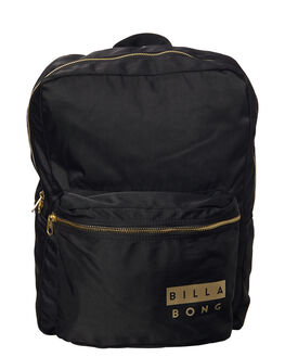 BLACK WOMENS ACCESSORIES BILLABONG BAGS - 6672009BBLK
