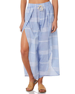 BLUE STRIPE WOMENS CLOTHING ELWOOD PANTS - W84602BLUST