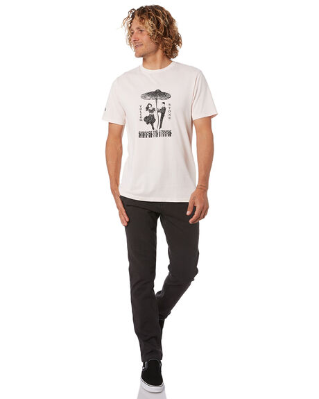 SALTY PINK OUTLET MENS VOLCOM TEES - A5222001SLP