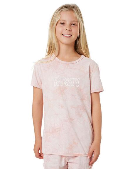 ROSE KIDS GIRLS RUSTY TOPS - TTG0016RSE