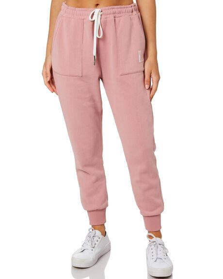 BLUSH WOMENS CLOTHING ELWOOD PANTS - W02610BLSH