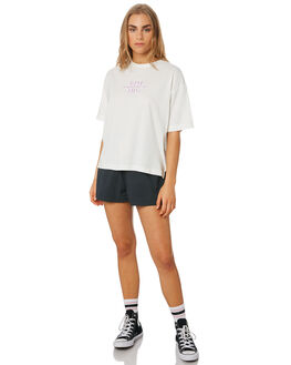 BONE WOMENS CLOTHING RPM TEES - 9SWT04A6BONE
