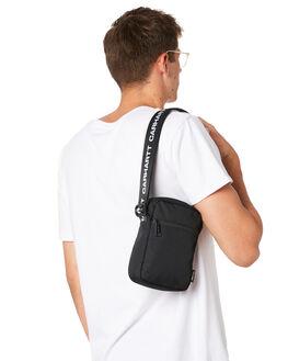 BLACK MENS ACCESSORIES CARHARTT BAGS + BACKPACKS - I02687189