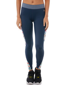 DRESS BLUES WOMENS CLOTHING ROXY ACTIVEWEAR - ERJNP03168BTK0